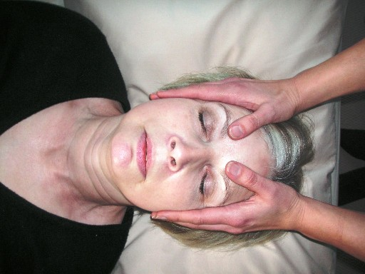 Fay Johnstone Reiki Treatment