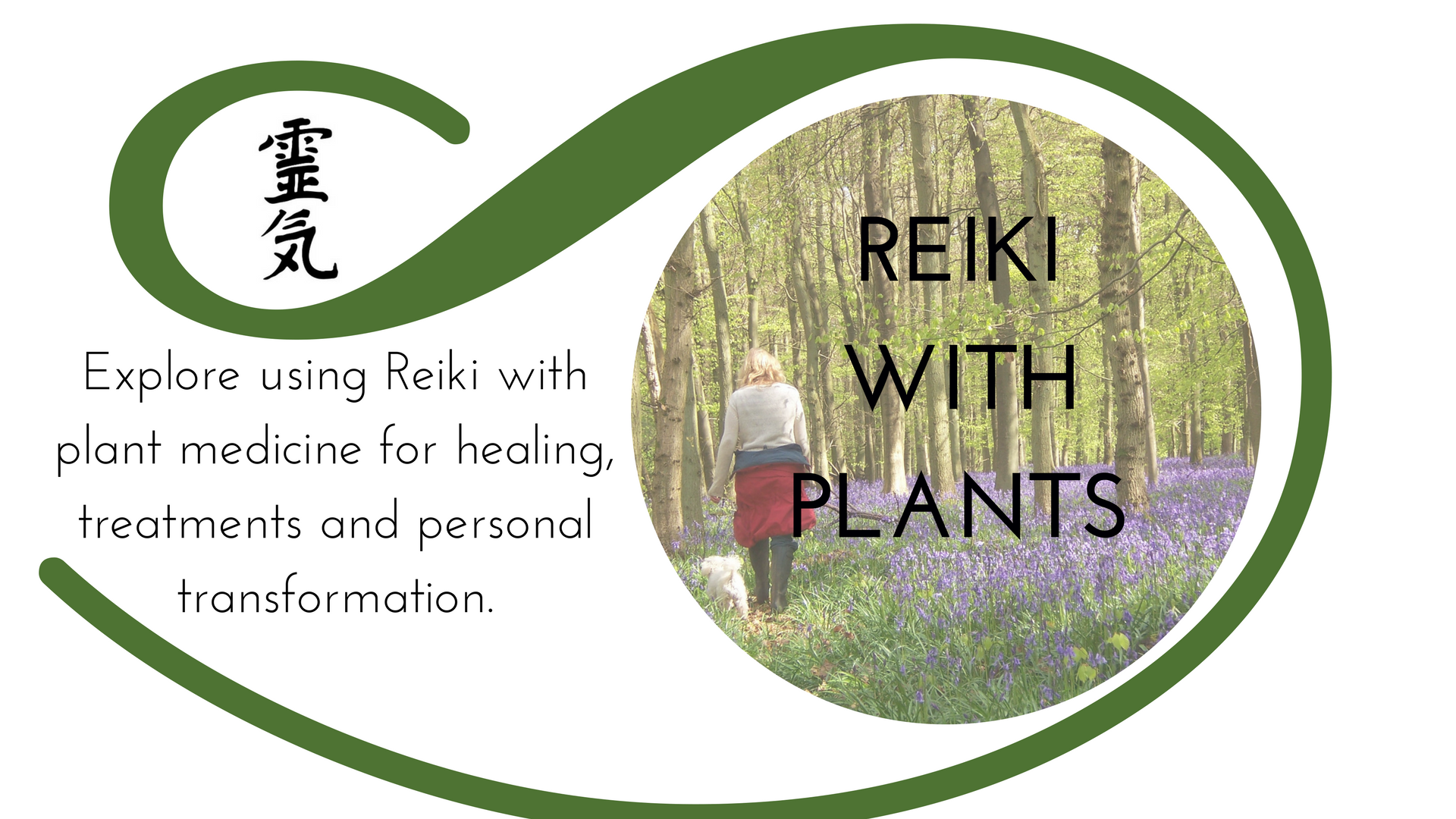 Reiki with Plants Workshop with Fay Johnstone