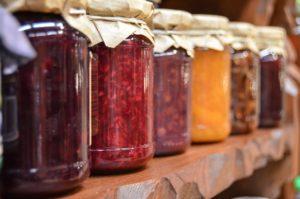 autumn herbal jelly