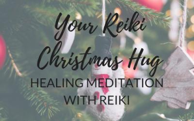 Reiki Christmas Hug