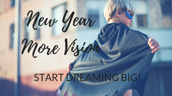 New Year More Vision