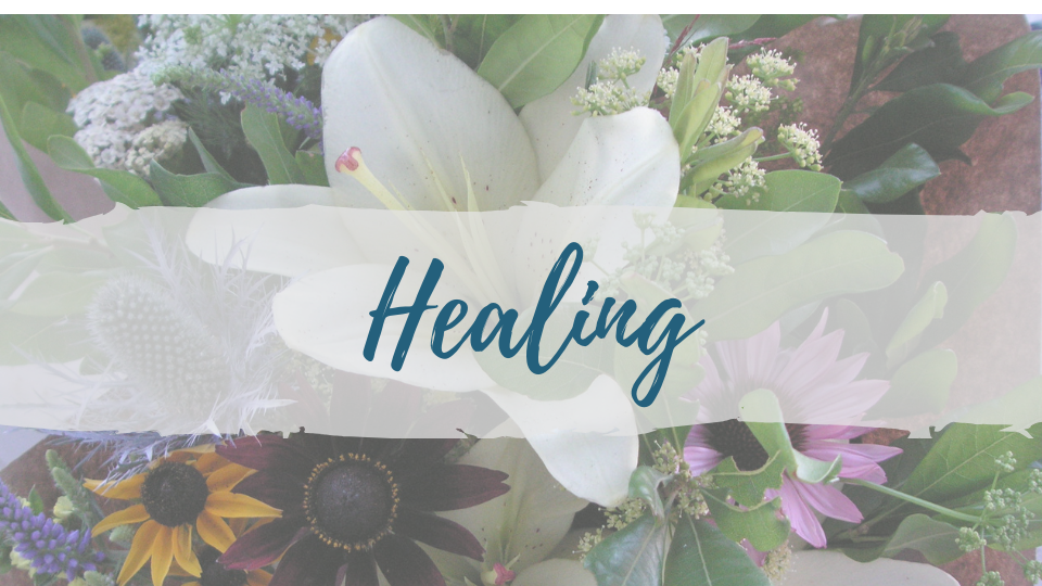 Healing with Fay Johnstone