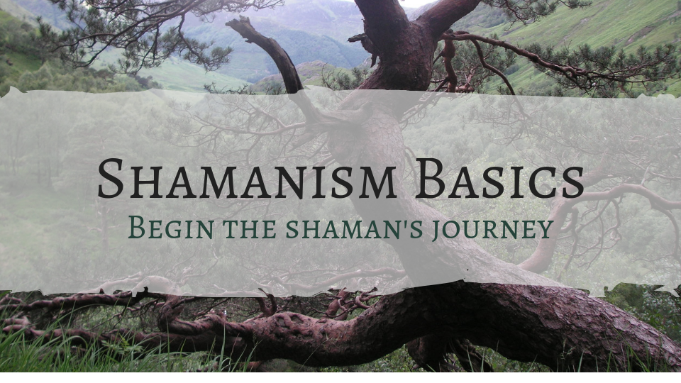 Shamanism basics online course