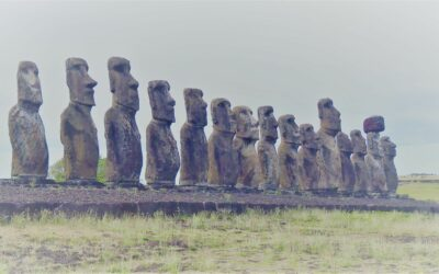 Energy and Enigma of Easter Island