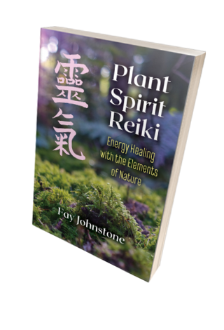 plant spirit reiki book cover