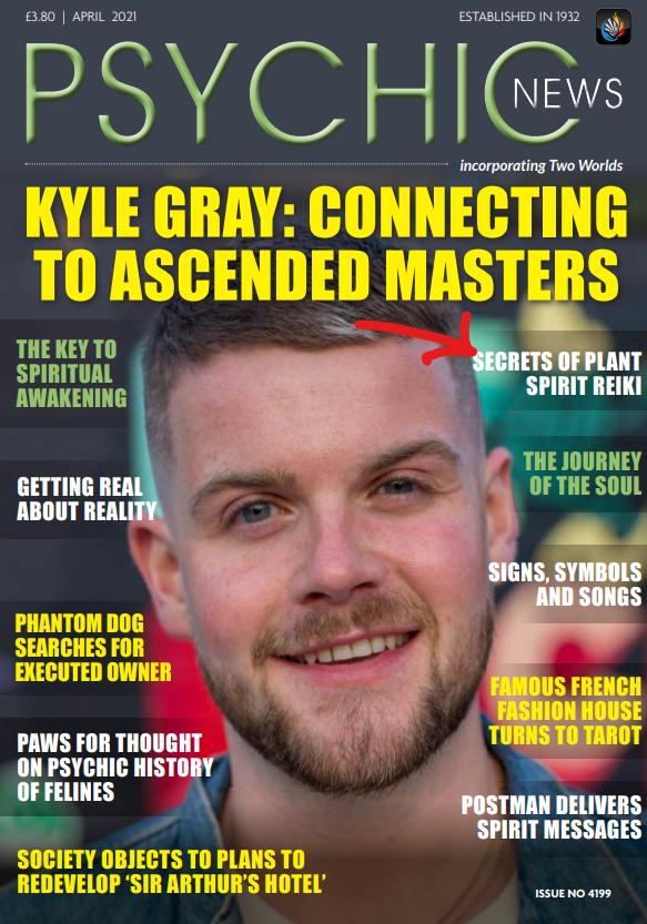 Psychic News 2021