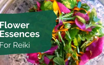 Flower Essences for Reiki Practitioners